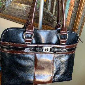 Gianni Bernini Leather Bag